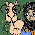 El Khamel: A Camel's 1001 Arabian Tales