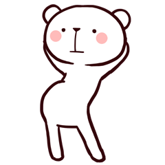 Gomi Bear (Animated)