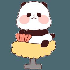 Yururin panda 6 -TW-