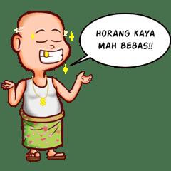 Download 62  Gambar Animasi Orang Kaya  Paling Keren