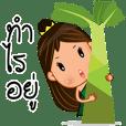 Tanee thai girl Ep1
