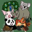 Zoo(za)cabulary
