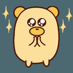 yellow Bear Aebe