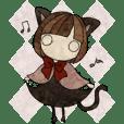 Takuma Tani's Wai Wai Sticker