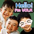 Volk จอมซน 1