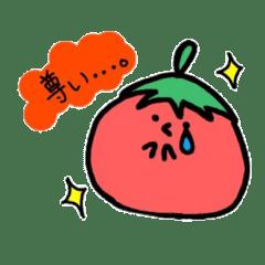 おたくなトマトちゃん