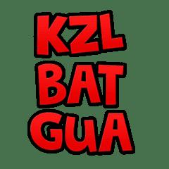 Slang Text Animated 3