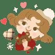 金安德森女孩與小熊