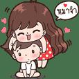 Boobib Cute Couples : For Girl 3