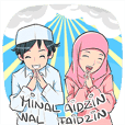 Muslim Couple : Ramadhan (Mini pack)