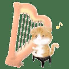楽器と動物の子どもたち1