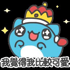 貓貓蟲-咖波 可愛之王