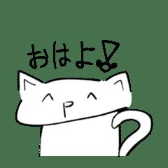 顔文字猫(かもしれない)
