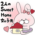 LOVE RABI -Sweet Home- for Women