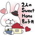 LOVE RABI -Sweet Home- for Men
