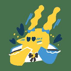 P!SCO Penguins 2 月光タイプ