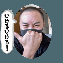 Kobayashi...Sticker