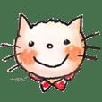 Hsien's smiling cat