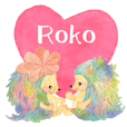 Roko Sticker