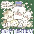 Happy birthday to you!!!!!!!!!!