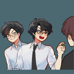 Sensei, Stop Fighting