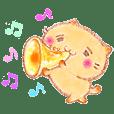 Chirochiro2 of a cat