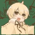 hiyoko-chan sticker