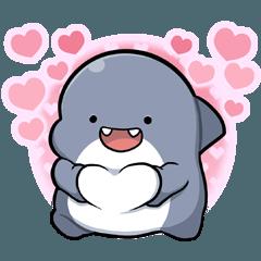 胖鯊魚鯊西米7怦然心動♥