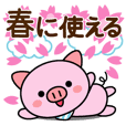 Spring of Pig