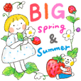 [BIG]Good friends Spring & Summer