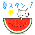 summer-cute and useful stickers