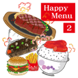 Happy Menu2