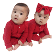 Twins Rinka and Eddie