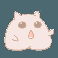 牙袋袋是隻貓