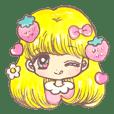 Cutie Girls Sticker