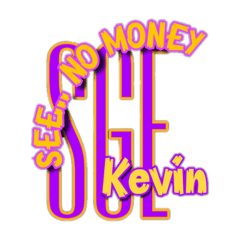 Kevin fun stickers SGE