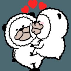 微笑的羊駝【POPUP】