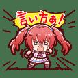 HACHINAI Original Sticker vol.3