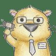 Skipper the Otter- MUN Edition