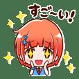 Yuru Kapua Sticker