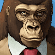 An Extremely Attractive Gorilla