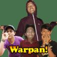 Warpan Sticker
