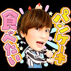 Masaru Yumeya Stickers