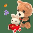 (Move)Bear and Rabbit