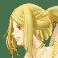 Kirari & Zanbu (Sticker)