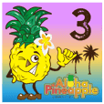 Mr.Aloha Pineapple3 HAWAIIAN