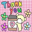 cute english sticker36