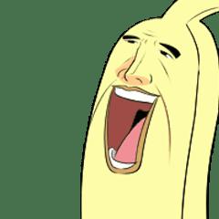 Funny Awkward Banana