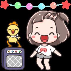 Megyo and Megab Animated