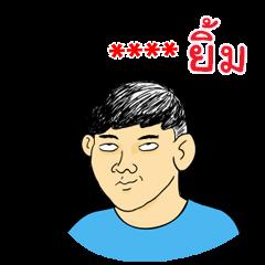 MR.Kevin Custom Stickers